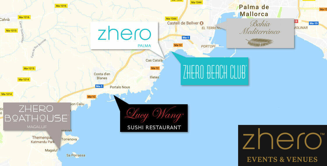 Zhero Eventlocations and Venues